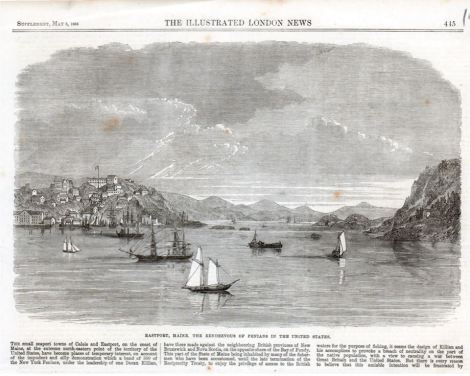 The Illustrated London News, May 5, 1866