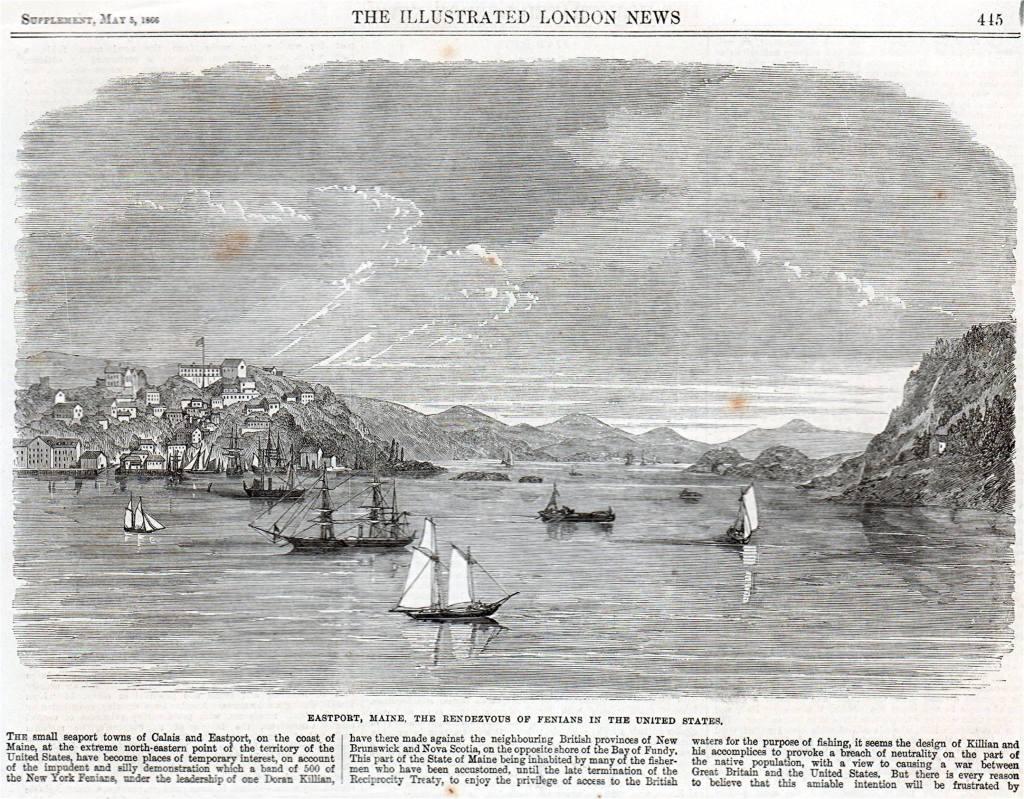 Illustarated London News, May 5, 1866